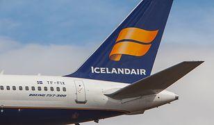 Icelandair to islandzka linia lotniczka