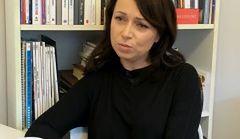 Katarzyna Pakosińska żali się na kolegów z Kabaretu Moralnego Niepokoju