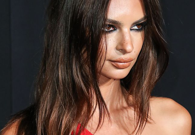 Emily Ratajkowski jest jedną z najpopularniejszych modelek