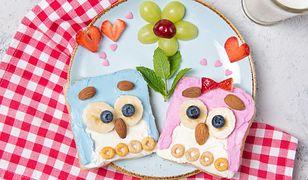 Propozycje na kolorowe śniadania dla dzieci