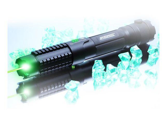Kup sobie laser 8000 jaśniejszy niż słońce!