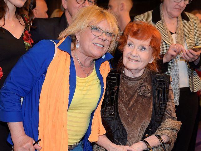 Dorota Stalińska i Barbara Krafftówna gościły na festiwalu Młodzi i Film w Koszalinie