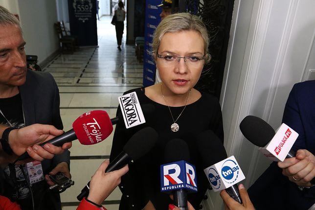 Małgorzata Wassermann może liczyć na 38 proc. poparcia