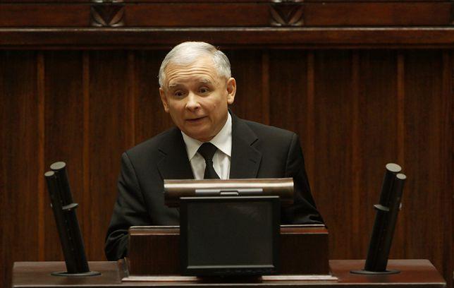 Rekonstrukcja rządu. Jarosław Kaczyński