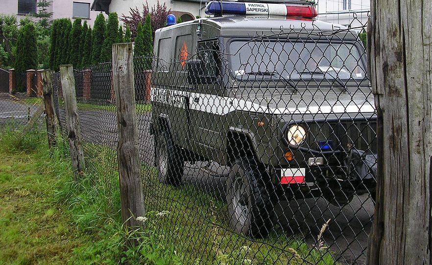 Niewybuchy koło przedszkola w Jeleniej Górze. Ewakuacja dzieci
