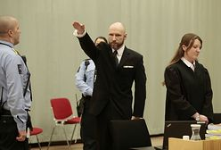 Proces Andersa Brevika. Prokurator: szerzy z więzienia swoją ideologię, buduje sieć zwolenników