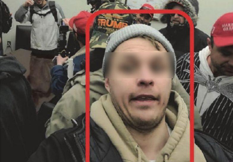 W sądzie powiedział 2 słowa. Polak zatrzymany w USA po ataku na Kapitol