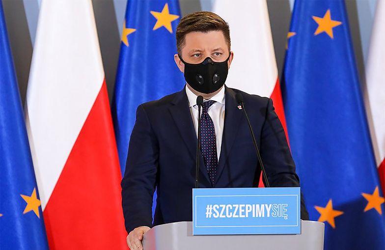 """COVID-19. """"Szczepionki się skończyły"""". Apel ministra do seniorów"""