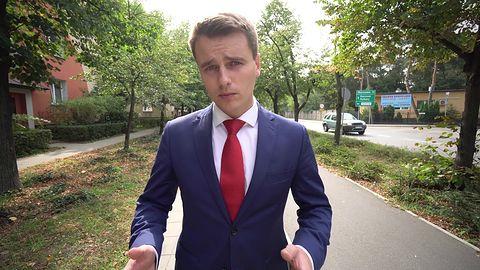 Ktoś zaciągnął kredyt na prezydenta Otwocka, Jarosława Margielskiego