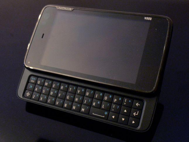 Nokia N900: genialny sprzęt, ale pan Kallasvuo nie wiedział, co z nim zrobić (źródło: Wikimedia)