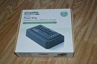 Plugable 2-Outlet Desktop Power Strip