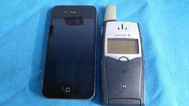 Smartfon A.D. 2000 – Ericsson T39m