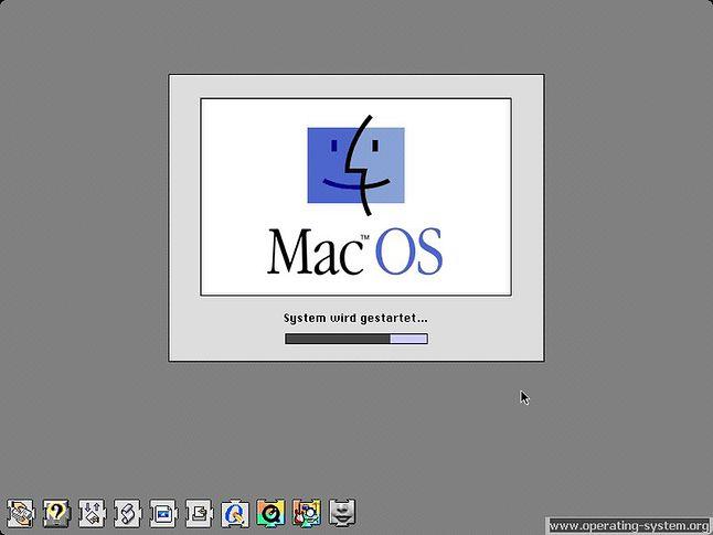Debiut systemu o nazwie Mac OS (źródło: operating-system.org)