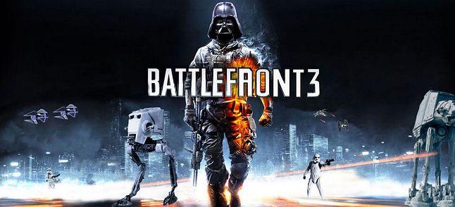 Tak fani wyobrażali sobie wzorowane na Battlefieldzie Star Wars Battlefront III
