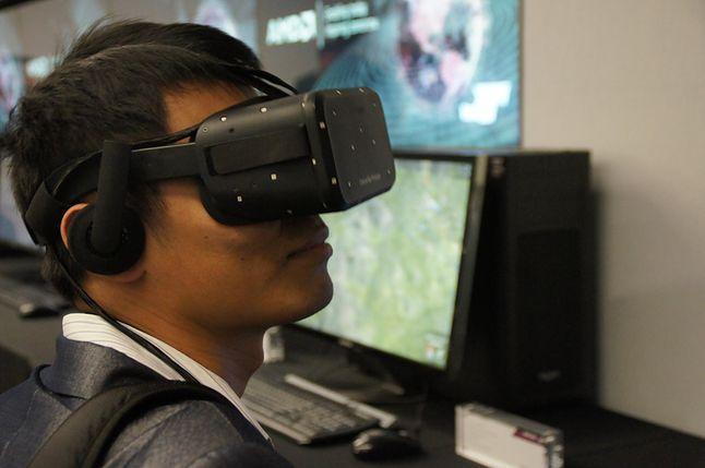 Wirtualna rzeczywistośćna nowym poziomie dzięki LiquidVR od AMD