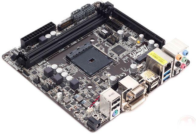 ASRock AM1H-ITX: tania i dobra płyta dla procesorów AM1