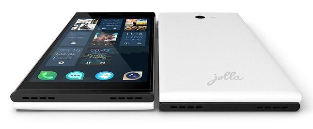 Smartfon Jolla z systemem SailfishOS