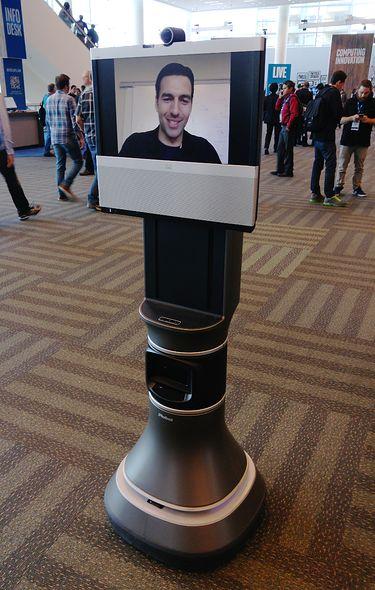 Teleprezencja: tak w przyszłości będą wyglądali wszyscy uczestnicy konferencji Intela