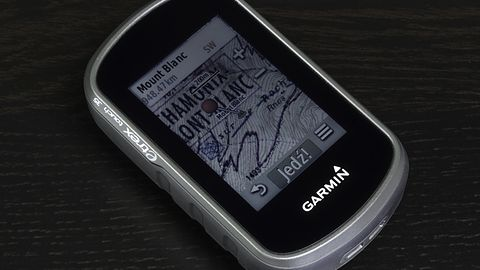 Garmin eTrex 35 Touch: test podręcznej nawigacji dla rowerzysty i wędrowca
