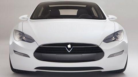 Projekt samochodu Apple Titan
