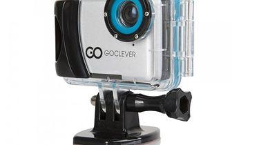 GoClever DVR Extreme Silver - recenzja taniej kamerki sportowej