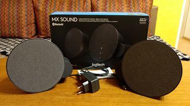 Głośniki Bluetooth inne niż wszystkie. Recenzja Logitech MX Sound
