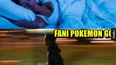 Fenomen Pokémon GO! - Typowy gracz Pokémon GO | Źródło: kwejk.pl