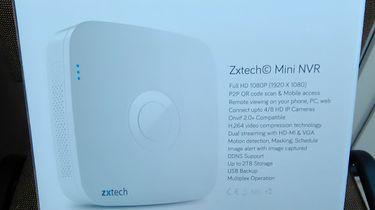Słów kilka o zestawie do monitoringu ZXTECH - Rejestrator Mini NVR