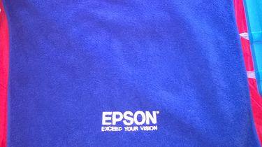 61 cali od Epsona - Logo Epsona :P