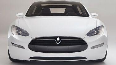 Projekt samochodu Apple Titan - To jedna z uprzednich wizji internautów i być może nie jest zupełnie oderwana od rzeczywistości.