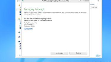 Windows Live Essentials i błąd 0x80040605 - rozwiązanie problemu - Komunikat błędu 0x80040605