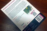 [recenzja bestselleru] Raspberry Pi. Przewodnik użytkownika - Niuans związany z reklamami wydawnictwa na plecach oprawy...