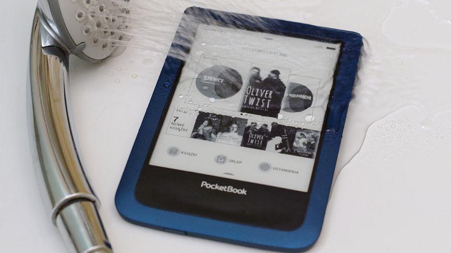 PocketBook Aqua 2: wodoodporny czytnik, na którym można też słuchać