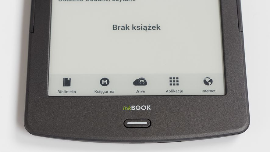 "InkBOOK Classic 2: niedrogi czytnik ""designed in Poland"""