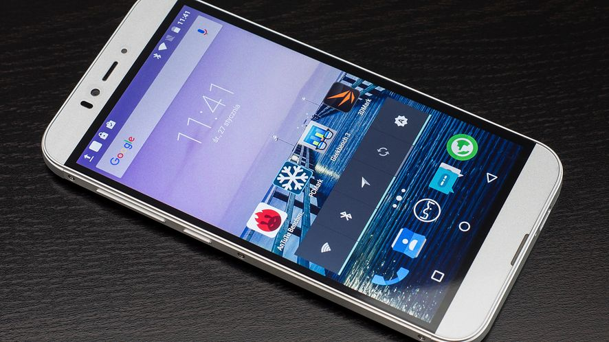 Test UMi Iron Pro – smartfonu z biometrią i systemem do wyboru
