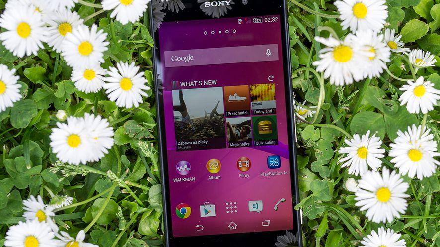 Sony Xperia Z2 — nieporęczny gigant