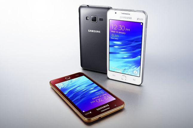 Samsung Z – smartfon działający pod kontrolą Tizen OS