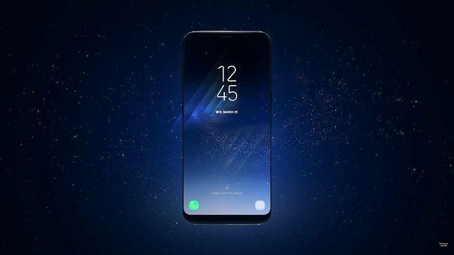 Aktualny flagowiec Samsunga: Galaxy S8