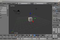 """Grafika 3D: Blender, cz. V – tryb edycyjny, ćwiczenie """"Czołg"""" - Początek"""