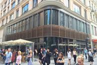 Apple podaje wyniki finansowe za trzeci kwartał 2017 roku - Tu będzie Apple Store w Wiedniu.
