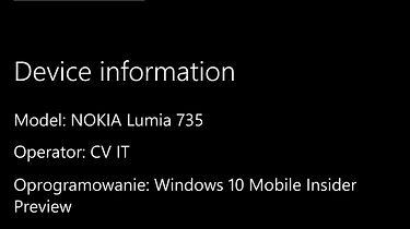 Wreszcie pojawiła się kompilacja, z której można śmiało korzystać — Windows 10 Mobile build 10149