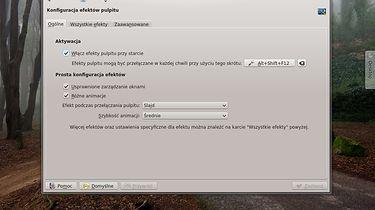 KDE - środowisko graficzne stworzone do grania