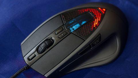 Cooler Master Sentinel Advance II - gryzoń niemal doskonały