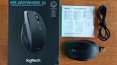 Mysz bezprzewodowa Logitech MX Anywhere 2S i bezproblemowa praca na trzech komputerach
