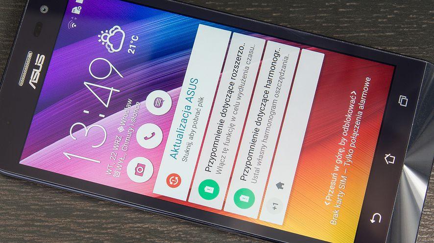 Ostrość z prędkością światła. Test smartfonu ASUS Zenfone 2 Laser