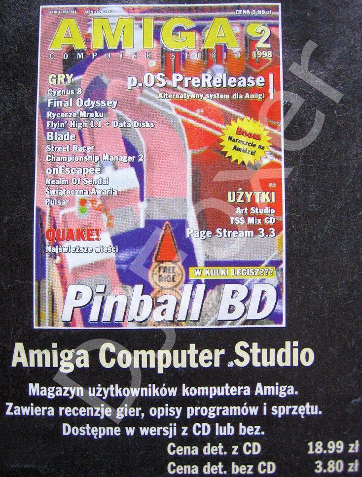 onEscapee - hit z AMIGI (w stylu Another World) za darmo na PC! + recka z ACS (98r.)