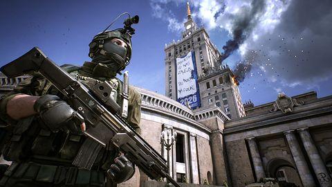 Warszawa w ogniu walk - World War 3 z oficjalnym zwiastunem