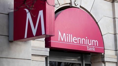 """Oszustwo """"na Bank Millennium"""" reklamowane na Facebooku. Ta kampania trwa już od stycznia"""