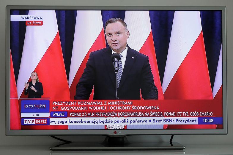 Andrzej Duda obroni fotel prezydencki?
