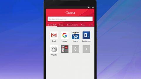 Opera dla Androida ukryje informacje o cookies, wymuszone przez RODO